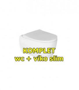 Keramag iCon xs Rimfree WC 204070000