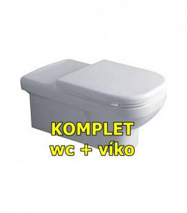 Keramag Dejuna WC pro handicapované 208505(10)
