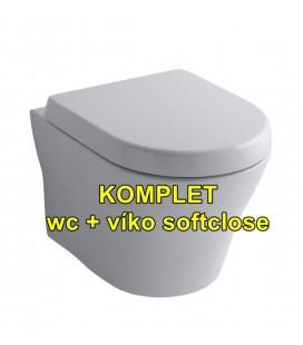 TOTO wc + víko