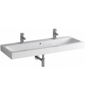 Koupelnové dvojumyvadlo Keramag iCon 124020000