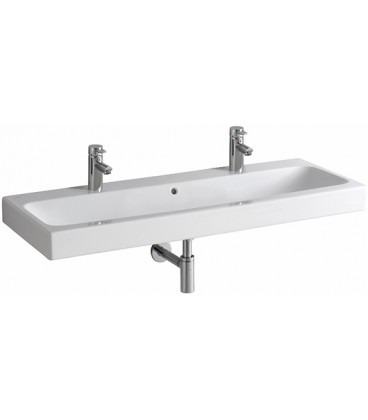 Koupelnové dvojumyvadlo Geberit  iCon 124020600