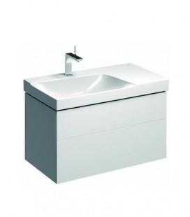 Koupelnová skříň Keramag 807590 Xeno2 šířka 88cm bílá lesk