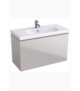 Geberit koupelnová skříň 89cm Acanto 500.616.JL.2