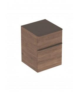 Geberit boční skříňka Smyle Square 500.357.JR.1 ořech