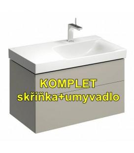 Keramag  Xeno2 807691+umyvadlo
