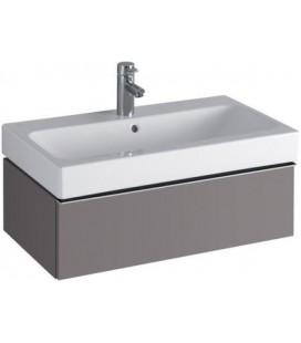 Geberit iCon 840227 šedá lesklá 74 cm