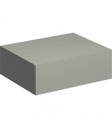 Geberit Xeno2 postranní zásuvka 500.507.00.1 šedá matná