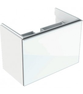 Geberit Acanto 500.615.01.2 bílá lesklá 74 cm