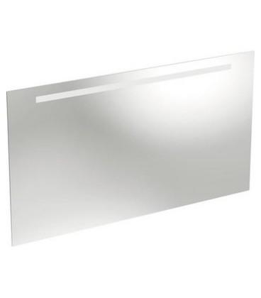 Koupelnové zrcadlo s vrchním osvětlením Geberit Option Basic 120 cm