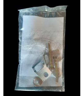 Keramag 551075000 příslušenství - upevňovací sada pro pisoár
