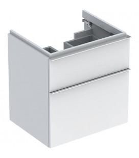 Koupelnová skříň Geberit iCon 840360 bílá lesklá