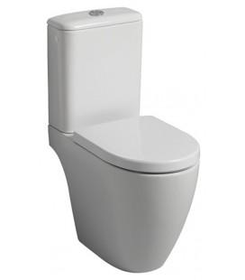 Geberit WC kombi iCon 200460600 Rimfree včetně nádržky 229420600 KeraTect