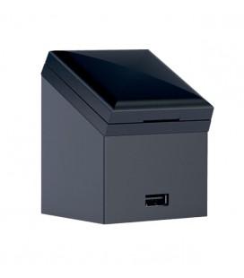 Geberit síťová zásuvka včetně USB 501030000