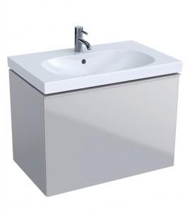 Geberit koupelnová skříň 74 cm Acanto 500.611.JL.2